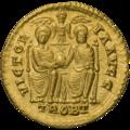 INC-1867-r Солид. Валент II. Ок. 375—378 гг. (реверс).png