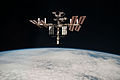 ISS and Endeavour seen from the Soyuz TMA-20 spacecraft 05.jpg
