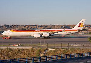 Iberia Airbus A340-642 EC-JBA.jpg
