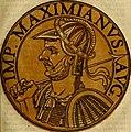 Icones imperatorvm romanorvm, ex priscis numismatibus ad viuum delineatae, and breui narratione historicâ (1645) (14560223557).jpg
