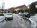 Icy conditions in Balmoral Way - geograph.org.uk - 1630933.jpg