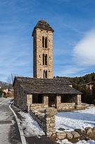 Iglesia de San Miguel de Engolasters, Engolasters, Andorra, 2013-12-30, DD 02.JPG