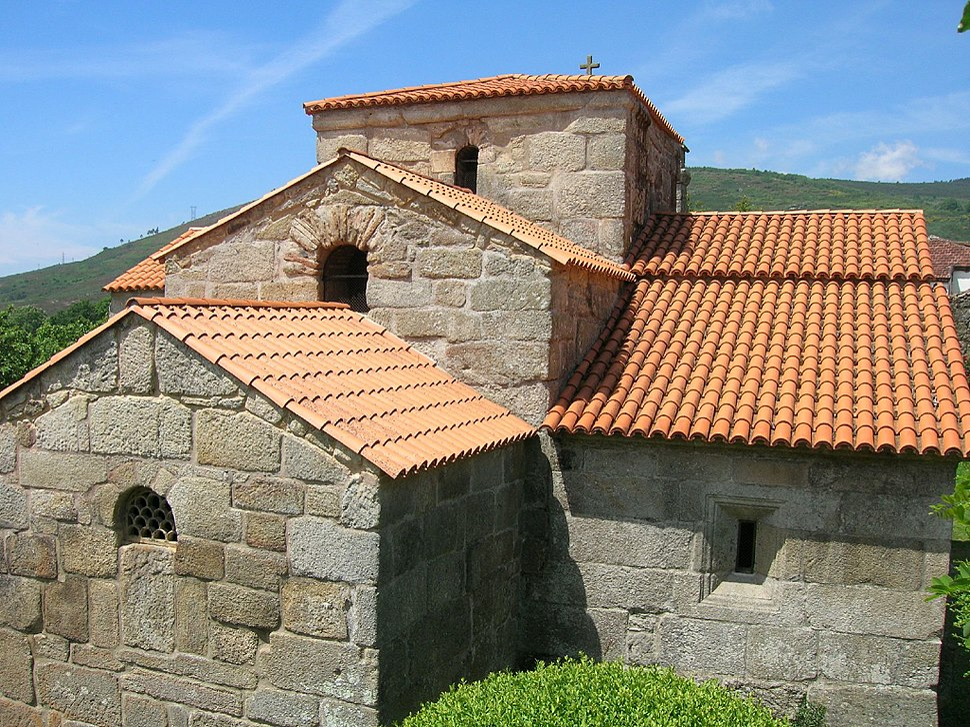 Iglesia de Santa Comba de Bande1