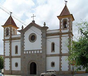 Alter do Chão - Image: Igreja Matriz em Alter do Chão