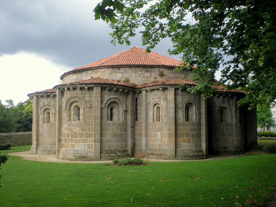 Igrexa de Santa María en Cambre. Galiza
