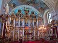 Ikonostas u pravoslavnoj crkvi u Beodri, Novo Miloševo 02.JPG