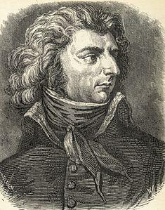 Ritratto di Jean-Baptiste Bernadotte, generale delle armate rivoluzionarie francesi