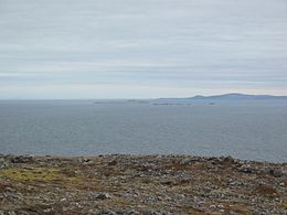Ile Vert Newfoundland in Background.JPG