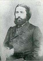 Ilia Chavchavadze, leader of the 1860s national revival