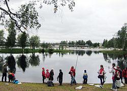Uimarannat Joensuu