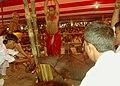 Immolation Sacrifice, Mouh Boli, Durga Puja.jpg