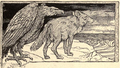 In the reign of coyote (1905) The creation of the world.png