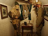 In the trenches, Musée Somme 1916, pic-031.JPG