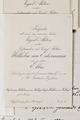 Inbjudan till Ebba och Wilhelm von Eckermanns bröllop - Hallwylska museet - 87349.tif