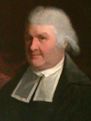 Increase Sumner - Portrait by John Johnston