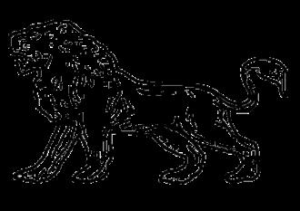 Goa Legislative Assembly election, 2017 - Image: Indian Election Symbol Lion