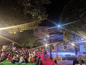 Indira Gandhi National Centre for the Arts - 7th edition of three day 'Kathakar: International Storytellers Festival' at Indira Gandhi National Centre for the Arts (IGNCA), New Delhi