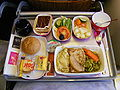 Inflight lunch - Thai Airways TG924.JPG
