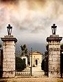 Ingresso Cimitero Vecchio Piovene Rocchette - Wiki Loves Monuments.jpg