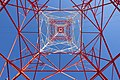 Inside of Transmission tower with red and white paint.jpg