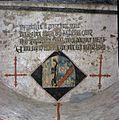 Interieur, muurschildering in de grafkelder van Catharina van Bourbon - Nijmegen - 20383623 - RCE.jpg