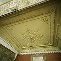 Interieur, overzicht van het stucplafond met sierranden in de achterkamer - Tilburg - 20388614 - RCE.jpg