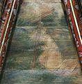 Interieur koor, gewelfschilderingen, vak 1, detail, na restauratie - Warmenhuizen - 20356223 - RCE.jpg