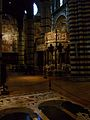 Interior de la catedral, Siena.JPG
