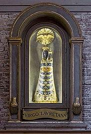 Interior of San Pantaleone (Venice) - Madonna di Loreto.jpg