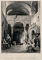 Interior of a Turkish temple with the shrine of the Spring o Wellcome V0012166.jpg