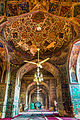 Interior of main praying hall of Wazir Khan Mosque.jpg