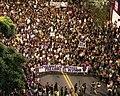 International women's strike, Montevideo, 2018 (cropped).jpg