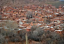 Iran - Abyaneh (The historical village ) - panoramio.jpg