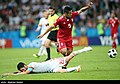Iran and Spain match at the FIFA World Cup (2018-06-20) 09.jpg
