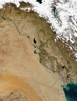 Satellite map of Iraq. Iraq.A2003060.0750.500m.jpg