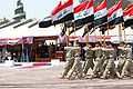 Iraqi soldiers marching during the parade.jpg