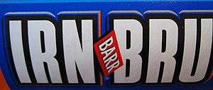 Irn-Bru - The former Irn-Bru Logo