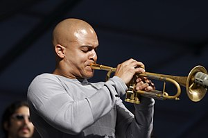 Irvin Mayfield - Image: Irvin Mayfield 2