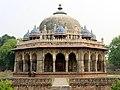 Isa Khan's Tomb Complex- Delhi- IMG 5457.jpg