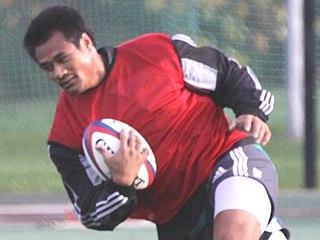 Isaia Toeava Samoan rugby union player