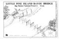 Isometric - Little Pine Island Bayou Bridge, Spanning Little Pine Island Bayou at Lumber Road, Sour Lake, Hardin County, TX HAER TX-123 (sheet 2 of 2).png