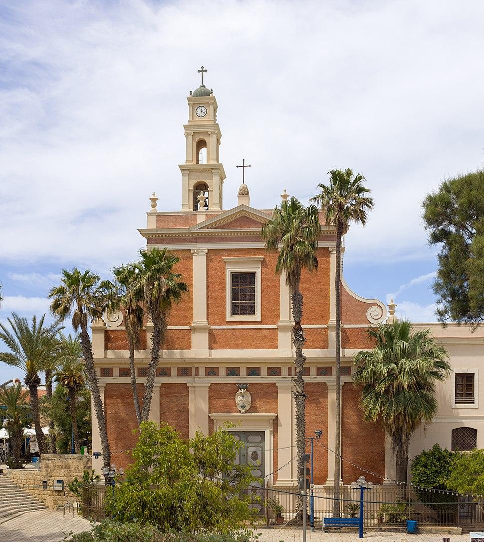 Israel-2013-Jaffa 25-St. Peter's Church