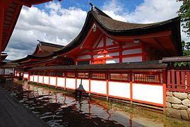 Itsukushima Honden Haiden.jpg
