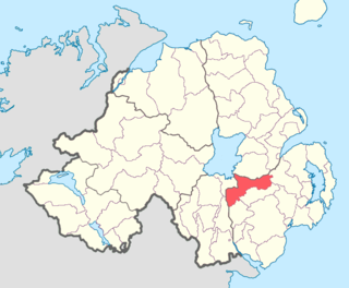 Iveagh Lower, Lower Half Place in Northern Ireland, United Kingdom