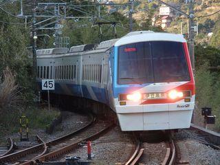 Itō Line railway line in Shizuoka prefecture, Japan