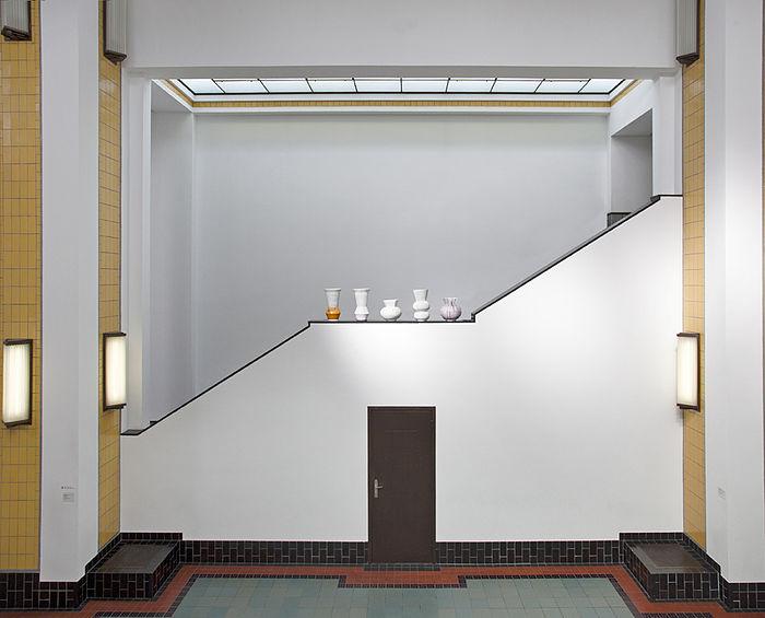 Jürgen Partenheimer. Het Archief. Gemeentemuseum Den Haag, 2014
