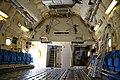 JASDF C-2(78-1205) cargo compartment at Komaki Air Base March 3, 2018 01.jpg