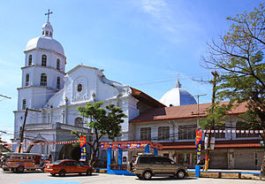Immaculate Conception Church (Guagua) - Image: JC Guagua 3