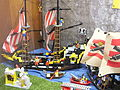 JLL Childhood Collection- Display of Lego- Pirate Lego 2760.JPG