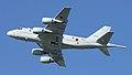 JMSDF P-1(5512) fly over at Tokushima Air Base September 30, 2017 04.jpg